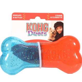 BRAND NEW Kong Duets Bone Medium Size Doy chew toy