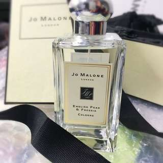 JO MALONE 英國梨 小倉蘭 全新 100ml