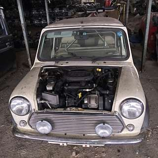 Mini Classic 1.3 Auto (Black Engine)