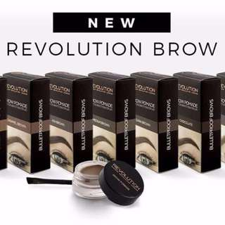 MAKEUP REVOLUTION/FREEDOM LONDON DIPBROW POMADE