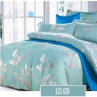 🚚 💛天使絨床罩組💛七件式 - 現貨標準雙人  #床包組 鋪棉