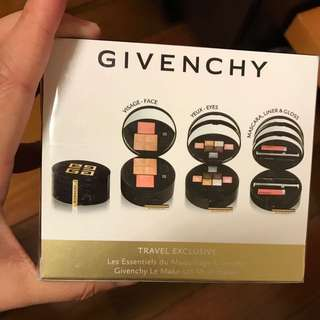 Givenchy 彩妝組