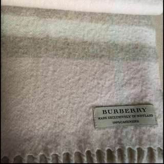 Burberry Scarf / Rosa