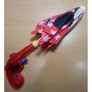 🚚 雨傘小水槍