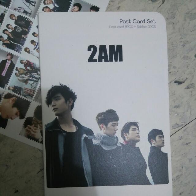2AM Postcard Set
