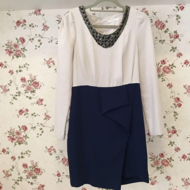 韓系氣質洋裝