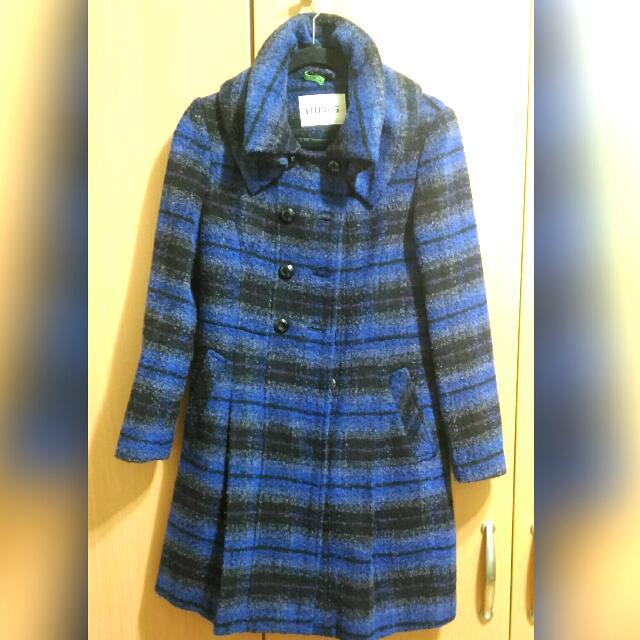 羊毛大衣外套