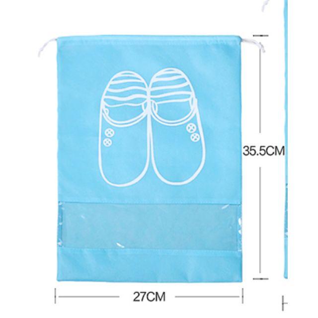旅遊必備旅行鞋子收納袋裝鞋袋子收納包旅行套裝袋子防水便攜鞋包
