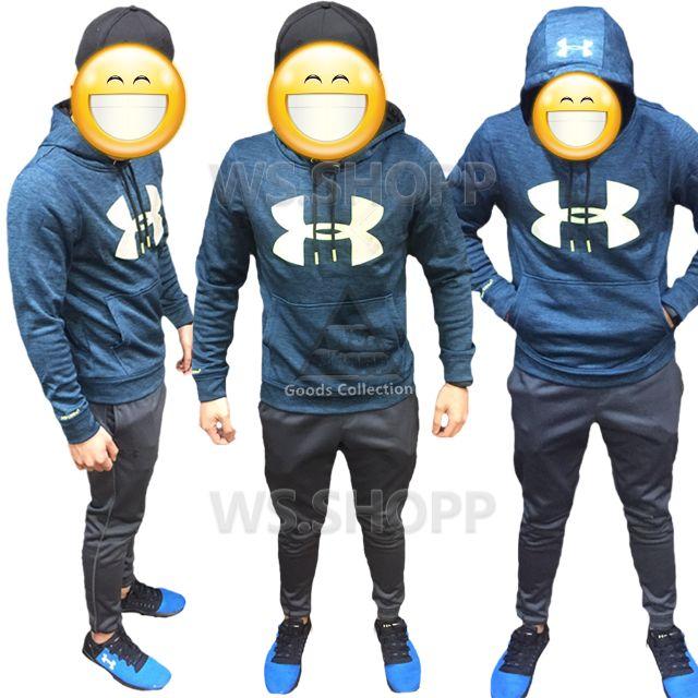 原價出售 UA BIG LOGO 健身 運動 帽T 連帽 長袖 UNDER ARMOUR 加絨 保暖 大學T 必備 不撞 好看 百搭