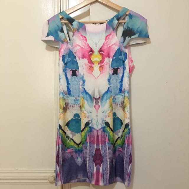 Abstract Dress State Of Love