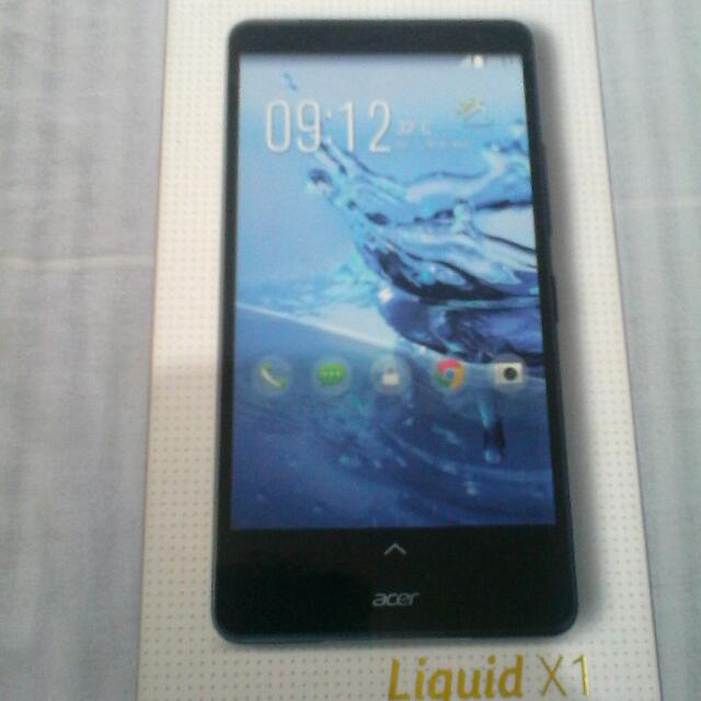 Acer Liquid X1 Android Phone