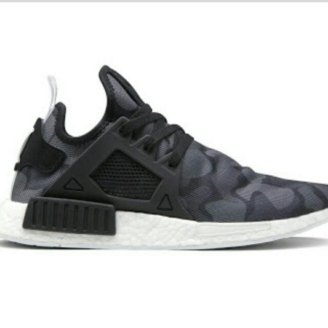 Addidas NMD Black camo