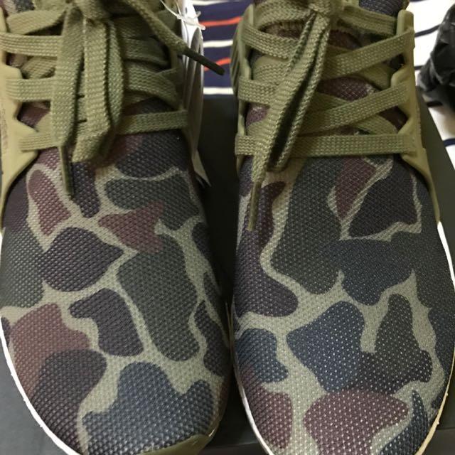 4aef36614fe41 Adidas Originals NMD XR1 Duck Camo Olive Cargo Shoes BA7232 US 8.5 ...