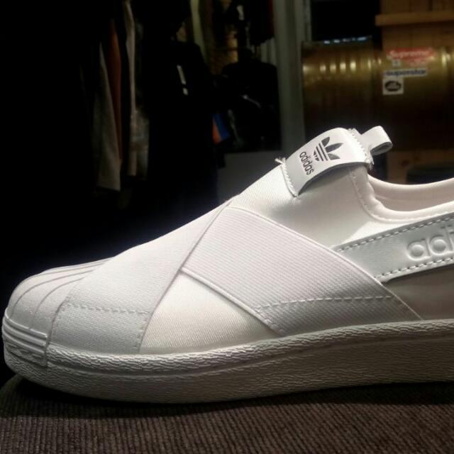 ... where to buy adidas superstar slip on original fesyen wanita sepatu di  carousell fd5bd a5407 53acf00d41