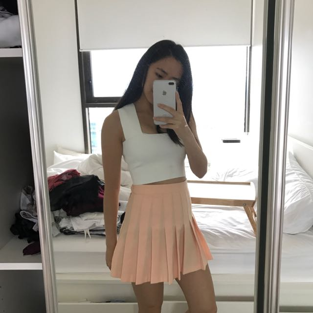 AMERICAN APPAREL SKIRT S $25