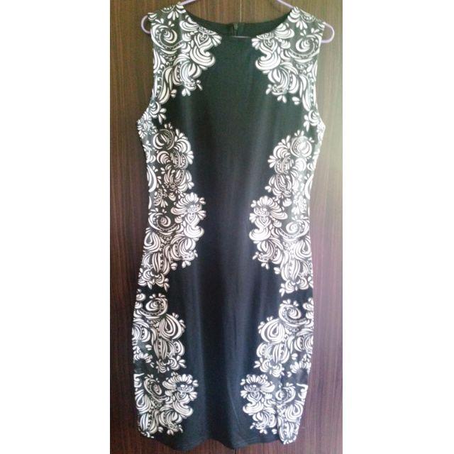 Amika Bodycon Black Dress