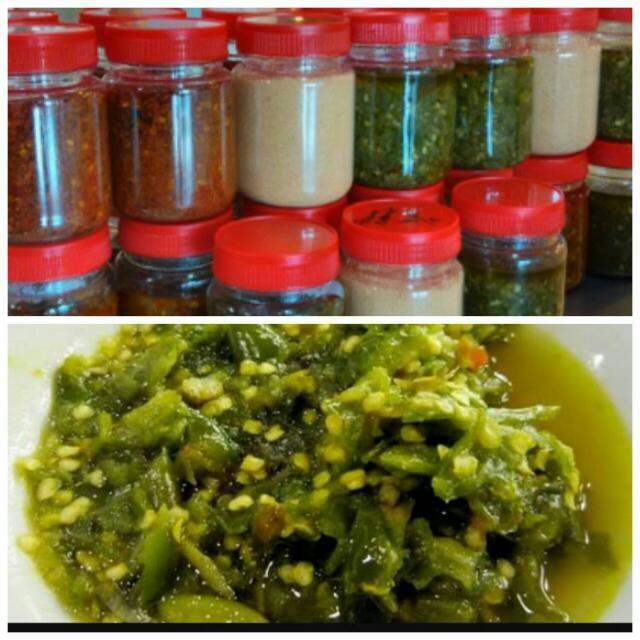 Aneka Sambal Home Made Food Drinks Instant Food On Carousell