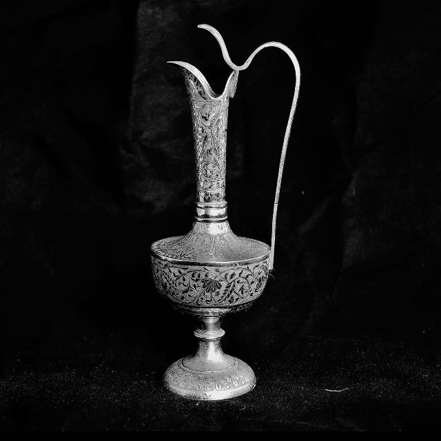 Antique Indian Silver