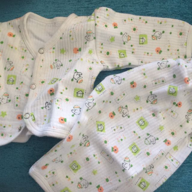 Baby Unisex (0-3M) Thermals
