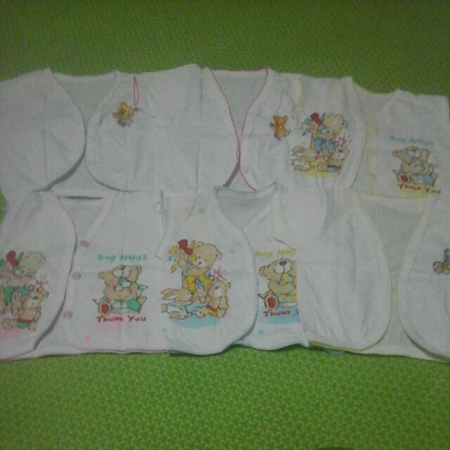 Baju 6pcs 25rb Freeong