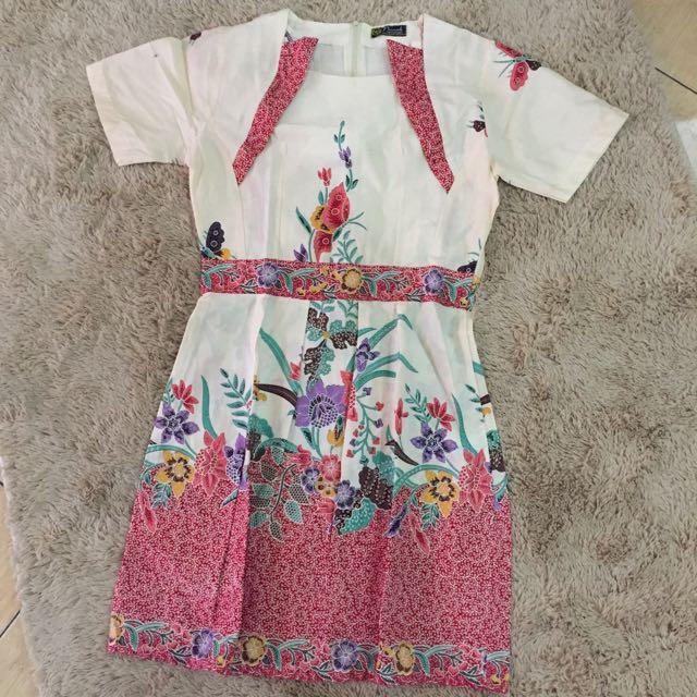 BATIK DRESS (code: AA)