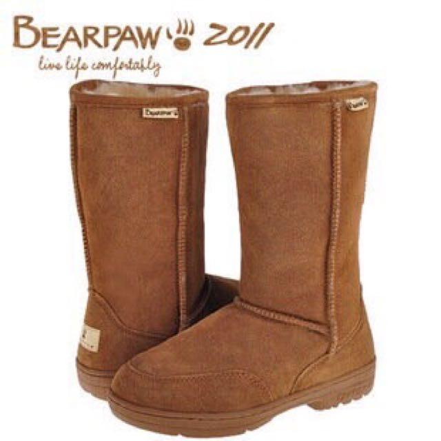 BEARPAW雪靴