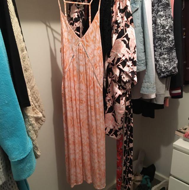 Billabong Midi Dress