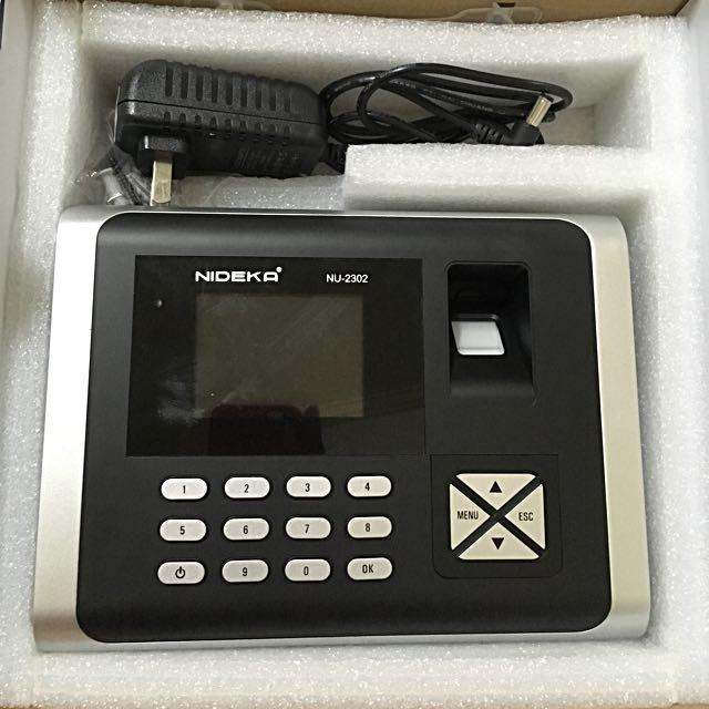 REPRICED!!! NIDEKA Biometric