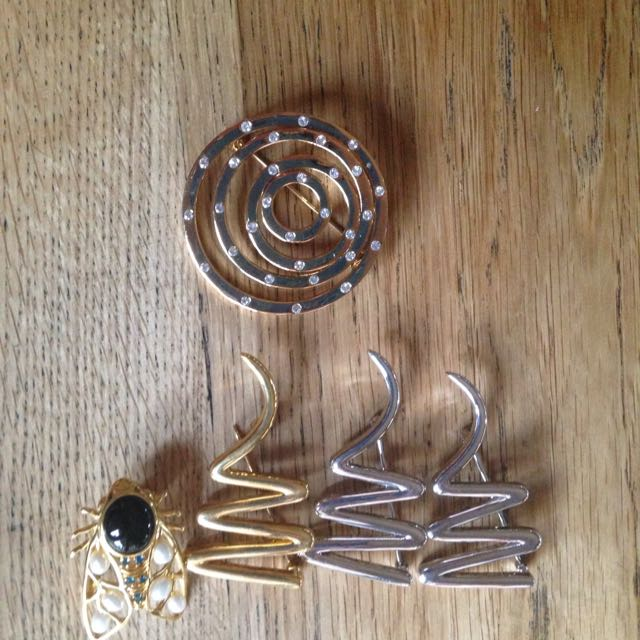 Broaches And Badges