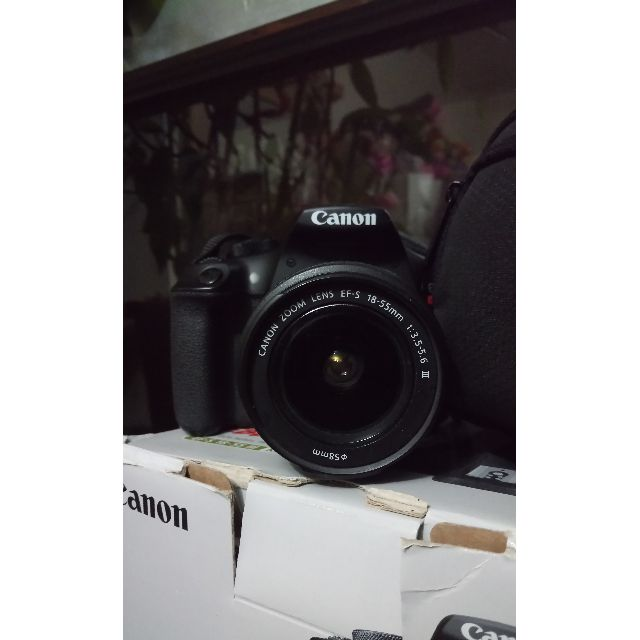 Lowered The Price! CANON T6 EVERYTHING IN THE BOX
