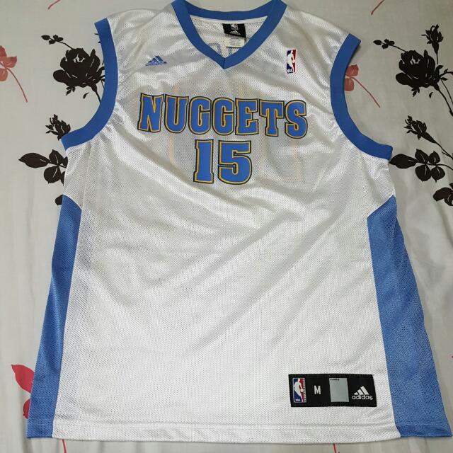 eb4a540b7 Carmelo Anthony Retro Denver Nuggets Jersey, Sports, Sports Apparel ...
