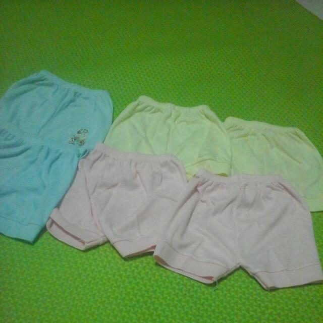 Celana 6pcs 25rb Freeong