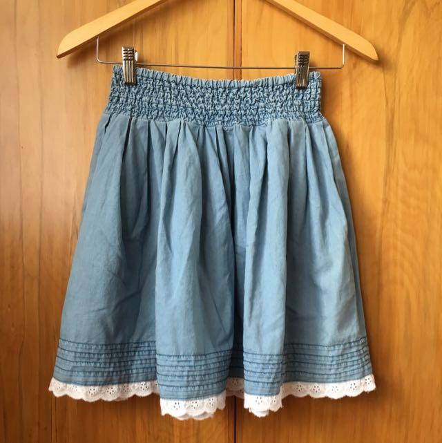 Cotton On Blue Shirt