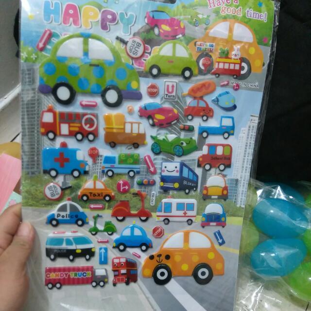 Cute Scrapbook Stickers