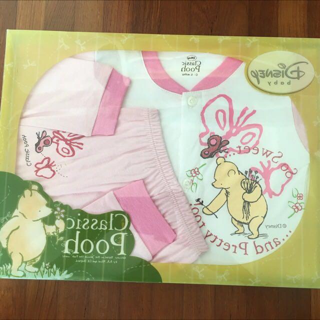 Disney Baby Girl Gift Set