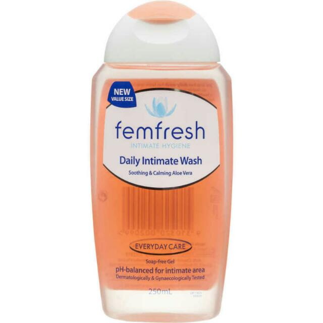 Fem fresh Daily Intimate Wash