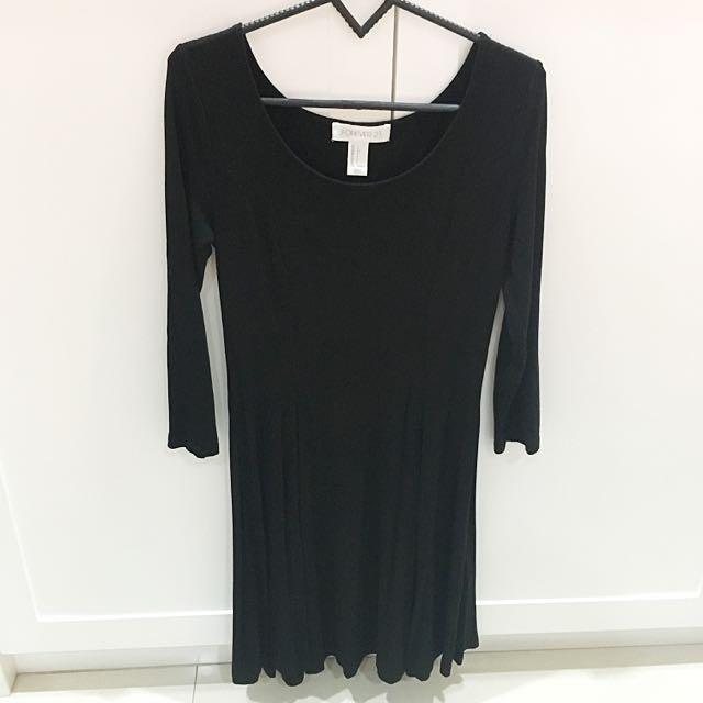 FOREVER 21 Flare Dress