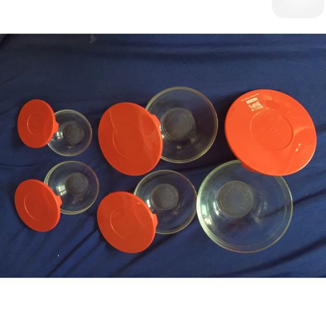 Glassware Food Storage
