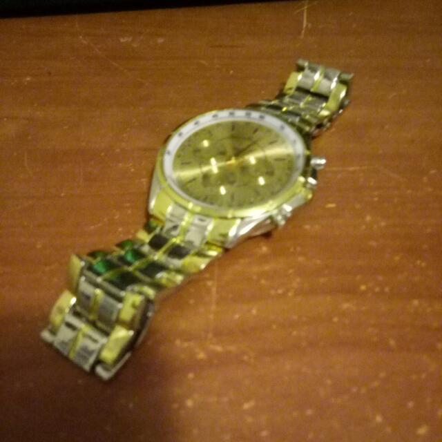 Golden Watch (working)