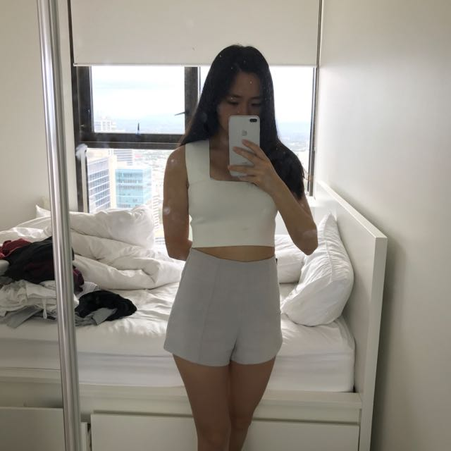 Grey Shorts S $25