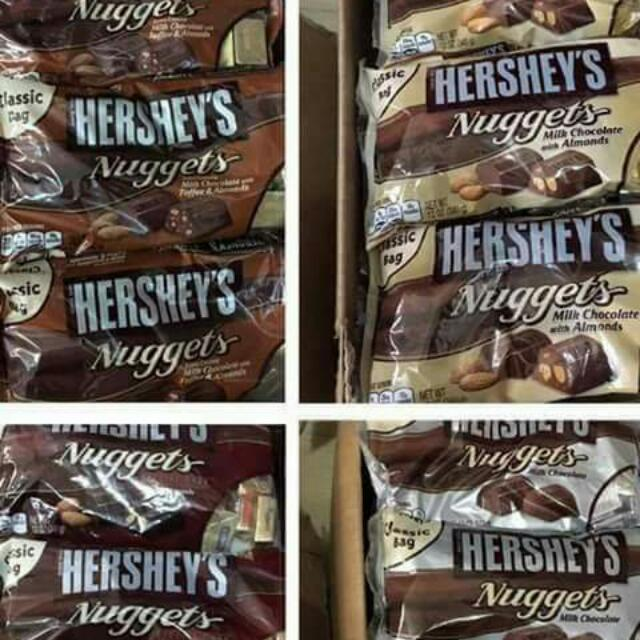 Hersey's Nuggets