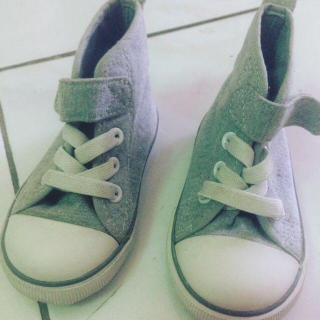 H&M Grey Shoes