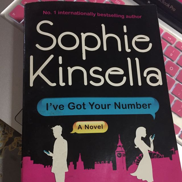 I've Gor Your Number By Sophie Kinsella