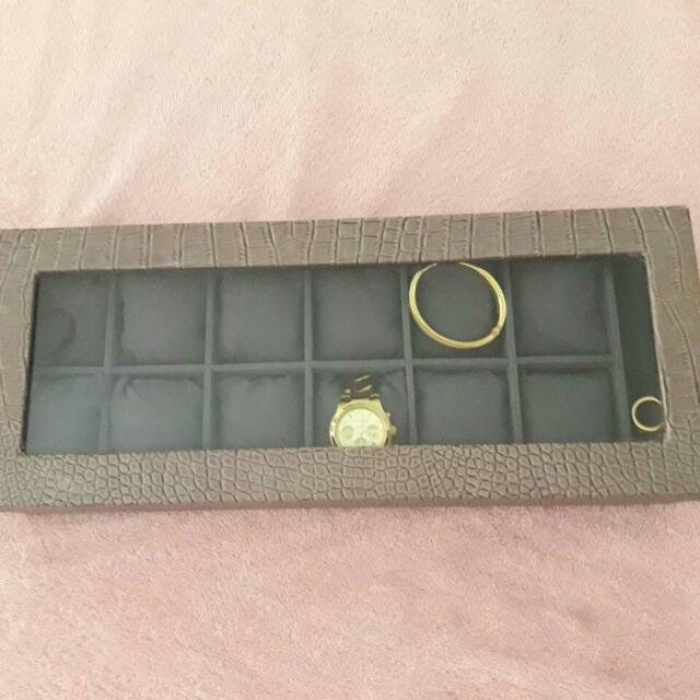 Jewelry/watch  Box