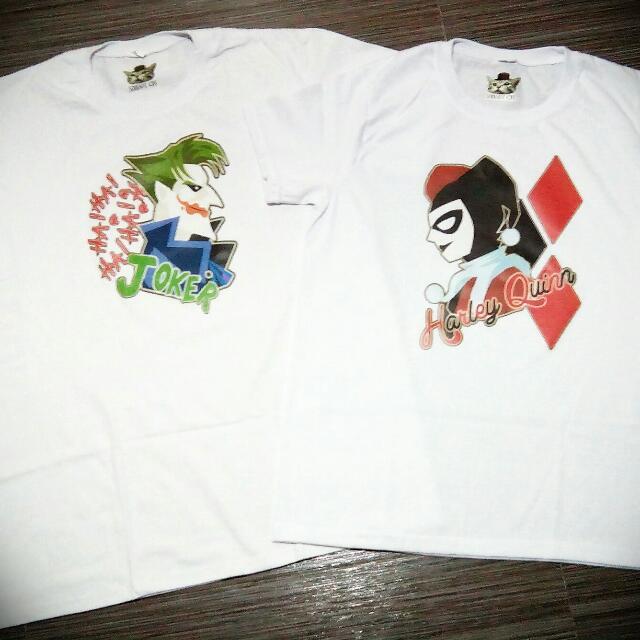 Joke And Harley Couple Shirt