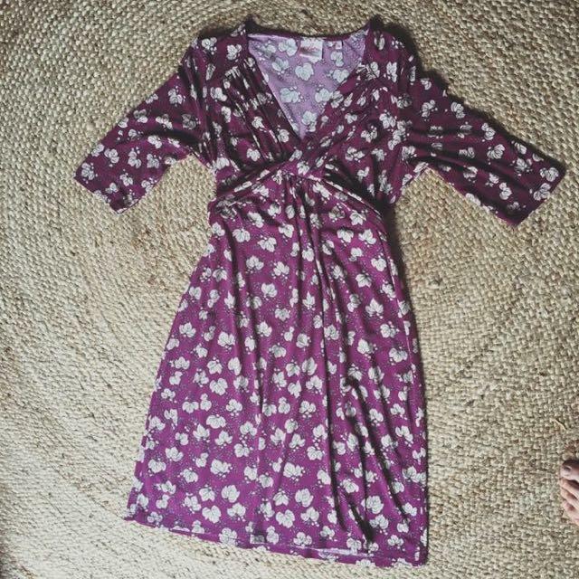 Leona Edimiston Dress - Size 14