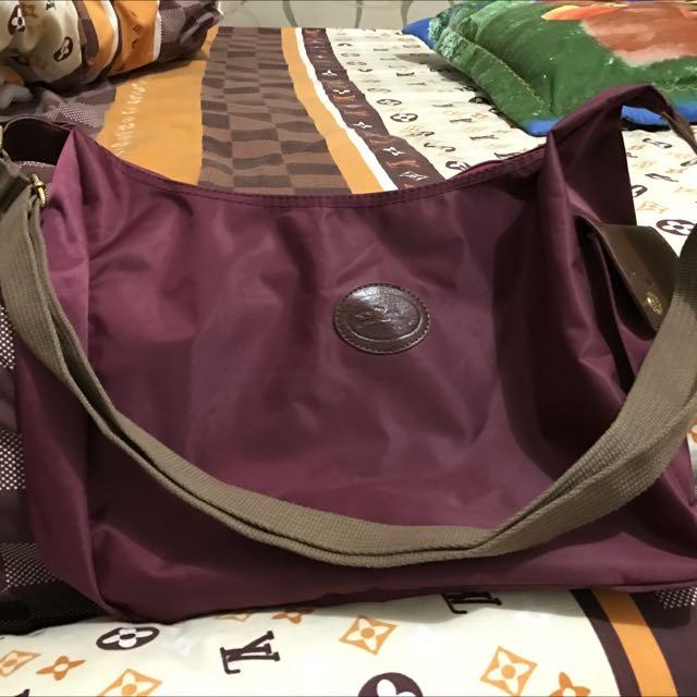 Longchamp Selempang Bag