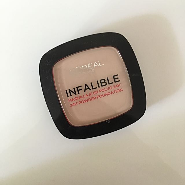 L'Oréal - Infalible Power Foundation