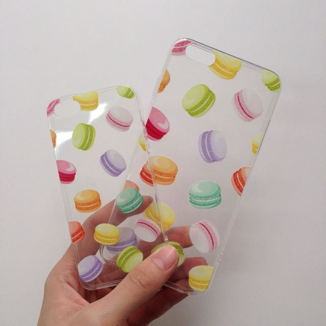 Macaron iPhone Case for iPhone 5 5S SE 6+ 6S+