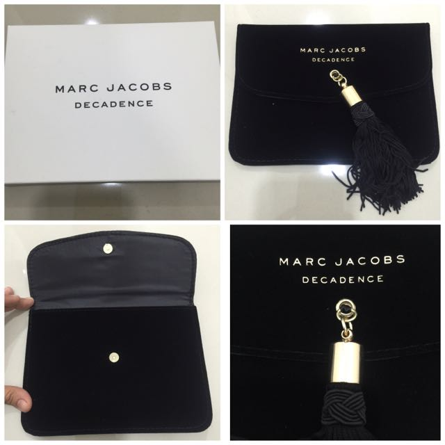 MARC JACOBS DECADENCE POUCH